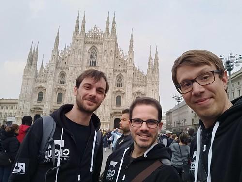 Milan April 2019