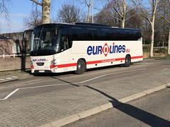 EuroLines. (De Gooyer) Tags: diemenzuid eurolines vdl