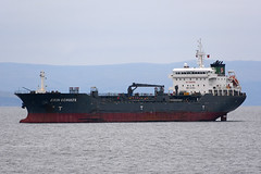 Erin Schulte - Brodick Bay - 04-01-19 (MarkP51) Tags: erinschulte brodickbay firthofclyde scotland tanker ship boat vessel nikon d7200 nikonafp70300f4556fx sunshine sunny maritimephotography