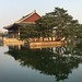 Gyeongbokgung lake