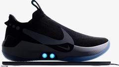 Αυτά είναι τα πρώτα έξυπνα αθλητικά που δένονται... μόνα τους! (newsmag) Tags: nike δένονταιμόνατουσ παπούτσια