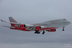 H18A8896 (Said Aminov) Tags: aviation aircraft avgeek airport vnukovo vnuking vko boeing moscow russia