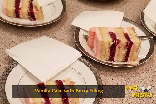 """Vanilla Cake with Berry Filling • <a style=""""font-size:0.8em;"""" href=""""http://www.flickr.com/photos/159796538@N03/46876581764/"""" target=""""_blank"""">View on Flickr</a>"""