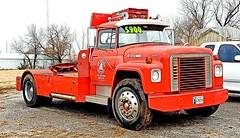 Old International rig (mark1973r) Tags: