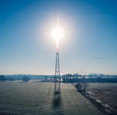 Torch (Ingeborg Ruyken) Tags: transmissiontower winter elektriciteitsmast powerpylon ochtend 500pxs zon rosmalen empel instagram januari sun natuurfotografie january 2019 flickr intratuin