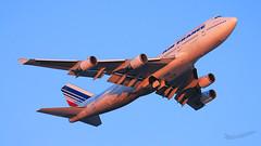 Air France   Boeing 747-428   F-GITF (Olivier_Pirnay) Tags: montréal yul cyul airfrance boeing747428 fgitf boeing
