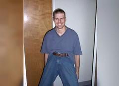 Jr buscher (jrbuscher) Tags: rollandwilliambuscher rolland william buscher jr migov miwebdocgov state michigan blue brown hazel male