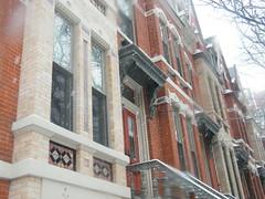 Classic Architecture, Snow View, Jersey City, New Jersey (lensepix) Tags: classicarchitecture snowview jerseycity newjersey snow winter