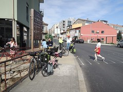 IV Encontro Nacional de Grupos Promotores da Mobilidade Urbana em Bicicleta (anabananasplit) Tags: braga engpmb bakfiets