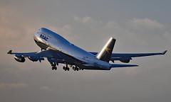 G-BYGC - Boeing 747-436 - LHR (Seán Noel O'Connell) Tags: britishairways ba speedbird boac gbygc boeing 747436 b747 b744 747 heathrowairport heathrow lhr egll 27r jfk kjfk ba113 baw33k aviation avgeek aviationphotography planespotting retro
