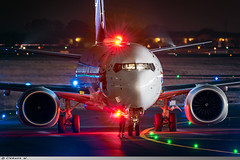 Boeing 737 MAX 8 LOT Polish Airlines SP-LVD (Clément W.) Tags: boeing 737 max 8 lot polish airlines splvd lfpg cdg