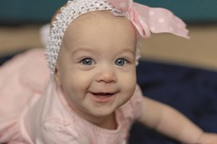 Callie close (mattlight0702) Tags: baby portrait photo photography photographer photgraphy smile