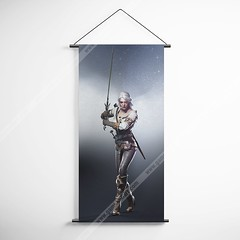 The Witcher 59 Decorative Banner Flag for Gamers (gamewallart) Tags: background banner billboard blank business concept concrete design empty gallery marketing mock mockup poster template up wall vertical canvas white blue hanging clear display media sign commercial publicity board advertising space message wood texture textured material wallpaper abstract grunge pattern nobody panel structure surface textur print row ad interior