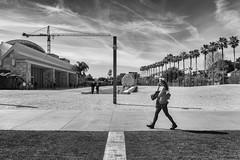 Los Angeles - 30/100 X (mfhiatt) Tags: dscf26660219jpg losangeles california blackandwhite urban workthescene 100xthe2019edition 100x2019 image30100