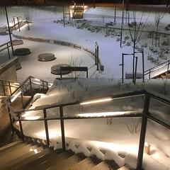 Stairs-Snow-Light (hansn (4.5+ Million Views)) Tags: stairs snow light trapper ljus alingsås alingsas sweden
