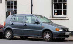 P320 WCD (Nivek.Old.Gold) Tags: 1997 volkswagen polo 16 cl auto dovercourt 5door