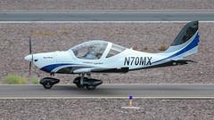 Evektor SportStar Max N70MX (ChrisK48) Tags: kdvt aircraft airplane phoenixaz evektoraerotechnik 2012 n70mx dvt phoenixdeervalleyairport evektorsportstarmax