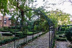 Jardin del Principe de Anglona plaza de la Paja Madrid 01 (Rafael Gomez - http://micamara.es) Tags: esp eljardíndelpríncipedeanglona españa madrid jardin del principe de anglona plaza la paja