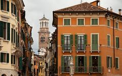 Verona, Italy (tomst.photography) Tags: verona tomst italy italia italien centro centrostorico veneto altstadtverona turm torre torredeilamberti