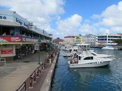 Bridgetown Careenage (D-Stanley) Tags: bridgetown careenage barbados caribbean