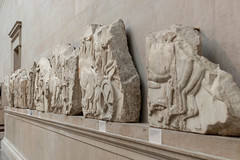 IMG_0152 (beggs) Tags: 2018 travel london england unitedkingdom unitedkingdomofgreatbritainandnorthernireland britishmuseum museum art sculpture elginmarbles parthenonmarbles greeksculpture ancientgreeksculpture