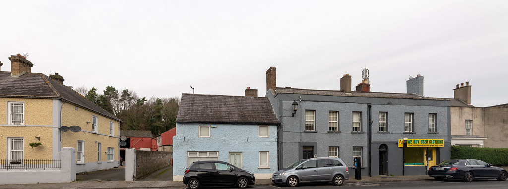 EARLIER THIS WEEK I VISITED LEIXLIP [COUNTY KILDARE]-148561