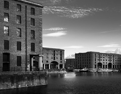 Moody Albert (Johnners61) Tags: albertdock liverpool england britain uk blackandwhite mono monochrome mood moody bw dock microfourthirds micro four thirds mft m43 olympus em5 omd merseyside mersey