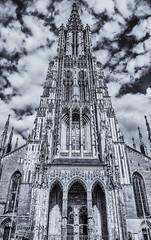 Ulmer Münster (markbangert) Tags: ulm münster church nikon d800 fx