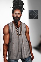 TuBagus Tshirt from the house of Vastra ...(Available soon in MP and Mainstore) (Vastramenz) Tags: mesh signature giannigeralt male tshirt secondlifefashion originalmesh ventilation