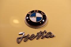 BMW Isetta 250 Standard # 2 (just.Luc) Tags: car auto wagen voiture letters lettres circle cercle round kreis rond cirkel logo bmw isetta yellow jaune geel gelb amarillo beieren bayern bavaria bavière münchen munich museum museo musée museet metal metaal