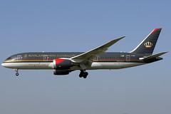 Royal Jordanian B787-8 Dreamliner JY-BAG BCN 24/02/2019 (jordi757) Tags: airplanes avions nikon d300 bcn lebl barcelona elprat boeing 787 b787 boeing787 b7878 dreamliner royaljordanian jybag