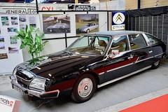 DSC_4514 (azu250) Tags: oldtimerbeurs reims 32 salon champnois belles champenoises 32eme 2019 voitures collection oldtimer car citroen cx prestige 1976