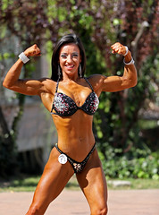 Bodybuilding (vic_206) Tags: bodybuilding fitness girl strong fuerte ifbb