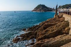 DAV_6008L Tossa de Mar (David Barrio López) Tags: castillo castle tossademar selva gerona girona cataluña catalunya catalonia spain nikon d610 nikond610 fullframe nikkor2470mm 2470mm afsnikkor2470mmf28ged davidbarriolópez davidbarrio