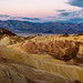 Gold at Zabriskie Point