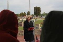 2018 - Hiester memorial