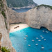 Smugglers Cove view point Zakynthos