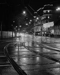 Leicht feicht und ois leicht (richard.kralicek.wien) Tags: blackandwhite vienna austria wet rain