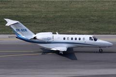 Jet Service Sp Cessna Citationjet 2 SP-KCK (c/n 525A0158) (Manfred Saitz) Tags: vienna airport schwechat vie loww flughafen wien jet service cessna citation citatiojet 2 c25a spkck spreg