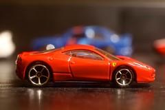 Ferrari 458 Italia (-SOLO--) Tags: 2019 458 8365 car ferrari hotwheels italia toy