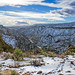 Chilly Royal Gorge Winter Hike