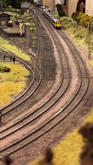 Glasgow-Edinburgh Push Pull (Callum's Buses and Stuff) Tags: class47 class477 bachmann newcastleton edinburgh elmrc oo layout train pushpull glasgow borders bordersrail waverley waverleyroute