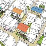 木造賃貸アパート再生に関わる取り組みの写真
