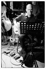 David Grubbs & Apartment House perform Luc Ferrari (with guest pianist Brunhild Ferrari) @ Cafe Oto, London, 13th February 2019 (fabiolug) Tags: guitar electricguitar davidgrubbs apartmenthouse brunhildferrari lucferrari lucferrarifestival stereospasmsfestival composer compositions cafeoto london dalston music gig performance concert live livemusic leicammonochrom mmonochrom monochrom leicamonochrom leica leicam rangefinder blackandwhite blackwhite bw monochrome biancoenero 35mmsummicronasph 35mmf2summicronasph summicronm35mmf2asph summicron35mmf2asph 35mm summicron leicasummicron leica35mm