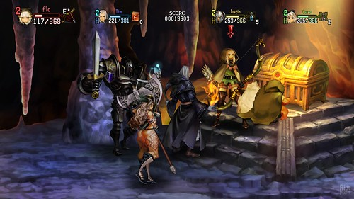 Dragon's Crown Pro gameplay