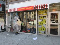 Toy Tokyo Store - Pop Vinyl Figures East Village NYC 1714 (Brechtbug) Tags: toy tokyo store 91 second avenue near 5th street nyc 2019 new york city february 02162019 lower east side 2nd ave collectable figures toys action figure japan japanese anime vinyl pop culture popular funko stuff gallery art asian asia custom kidrobot kid robot
