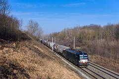 MRCE 193 659, Nickelsdorf (Paha Bálint) Tags: br193 austria freighttrain train güterzug siemensvectron vectron