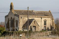 Saint John the Baptist Church, Inglesham (Ashley Middleton Photography) Tags: inglesham riverthames saintjohnthebaptistchurch england europe river unitedkingdom wiltshire