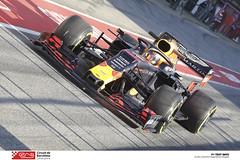 1902270024_verstappen (Circuit de Barcelona-Catalunya) Tags: f1 formula1 automobilisme circuitdebarcelonacatalunya barcelona montmelo fia fea fca racc mercedes ferrari redbull tororosso mclaren williams pirelli hass racingpoint rodadeter catalunyaspain