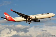 Qantas Airways | A330-303 | (MSN 0593) | VH-QPE | SYD (u2274943) Tags: qantasairways a330303 msn0593 vhqpe syd a330300 airbus